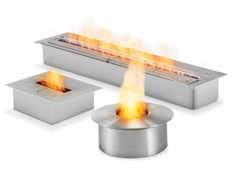 Burner fuels for Bio ethanol fire pit